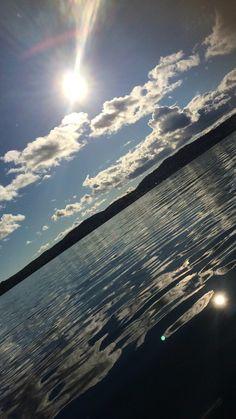 The ocean in norway #sun -  #norway -  love  loveit,  ocean