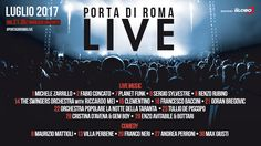 Porta di Roma Live 2017 – Il programma
