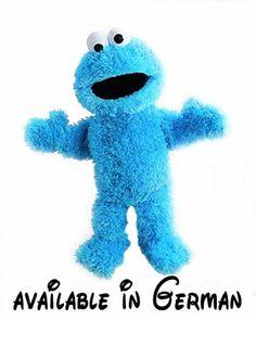 """Gund Sesamstraße Krümelmonster Plüsch Handpuppe. Plätzchen-Monster zum Leben mit Blindeinschub Spaß holen. 14.5 """" hoch. Regt Kreativität vortäuschen durch Spiel an. Entwickelt feine Bewegungsfähigkeiten #Toy #TOYS_AND_GAMES"""
