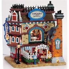 Christmas Tree Village, Christmas Villages, Department 56, Beautiful Christmas, Villas, Buildings, Miniature, Ornaments, Architecture