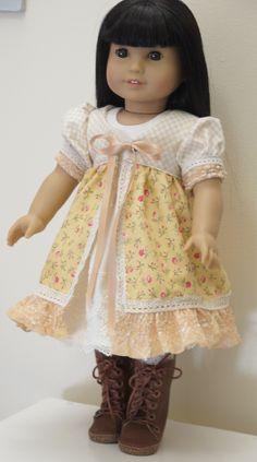 American Doll Clothes, Ag Doll Clothes, Doll Clothes Patterns, Doll Patterns, Sewing Patterns, Doll Wardrobe, Girls Wardrobe, Ag Dolls, Girl Dolls