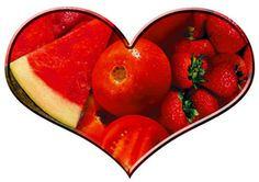 See RED on Valentine's Day! Easy ideas for adding a little red color to meals!