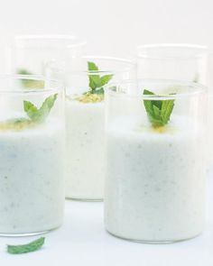 Pistachio & Honey Lassi