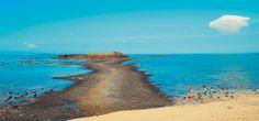 「摩西分紅海」 澎湖魔幻美景暴紅