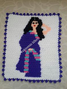 Elsa, Kids Rugs, Blanket, Create, Crochet, Anne, Tulum, Decor, Decoration