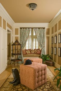 Dressing Room - Designer: Linda Leach - Greystone Mansion Design House, Beverly Hills