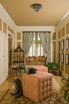 Dressing Room - Designer: Linda Leach - Greystone Mansion Design House, Beverly Hills