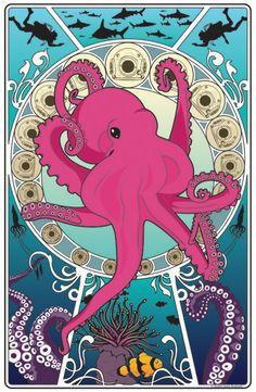 The Art Nouveau Blog: Happy New Year Art Nouveau 2012