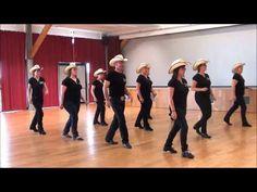 Shake It For Me!!! - Line Dance (Dance & Teach) - YouTube