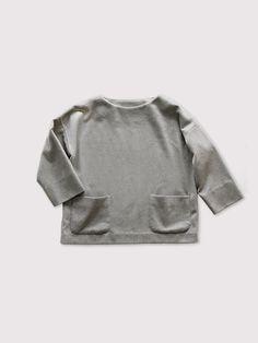 Передняя скольжения карман на блузке ~ шерсть 1
