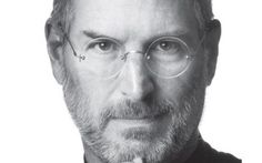 """The Oscar-winning screenwriter of """"The Social Network"""" is setting his sights on the life of Steve Jobs."""