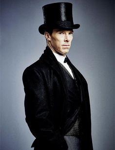 Sherlock Christmas special. Benedict Cumberbatch.