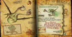 Livro dos dragões | Dragões: Corrida Até O Limite Amino