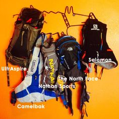 Hydration Pack Shootout! | Ultrarunnerpodcast.com