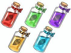 Magic Bottles
