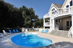 Four Woods | Corolla Rentals | Village Realty