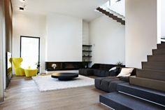 #minimalist #living Room \ Merirahu Residential By Allianss Arhitektid \  Tallinn, Estonia