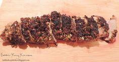 Bobbi's Kozy Kitchen: Pork Tenderloin with Garlic, Parmesan, and Balsamic Vinegar