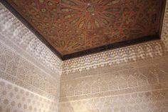 Gypsum, Palaces, Granada, Ceilings, Animal Print Rug, Luxury, Home Decor, Style, Room