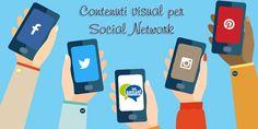 Come usare contenuti visual nei Social Network   #Marketing #smm #visual http://www.insocialmedia.it/come-usare-i-contenuti-visual-nei-social-network