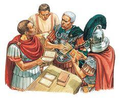 Image result for древний рим клиент и патрицай