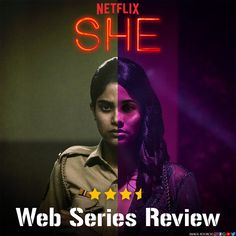 Netflix's She is here to blow your mind. Find out how! Netflix Original Series, Netflix Originals, Web Series, Image