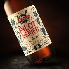 Badger State Brewing Company's Pilot Series on Packaging of the World - Creative Package Design Gallery