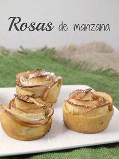 Rosas de manzana. | Cuuking! Recetas de cocina