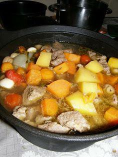 meat pot
