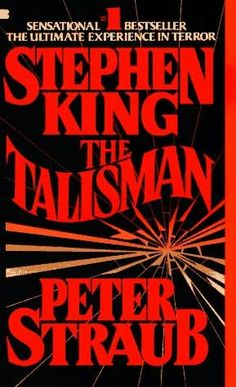When I was 14 this was my introduction to Stephen King and Peter Straub. They are still two of my favorite authors and this remains one of my favorite books of all time.