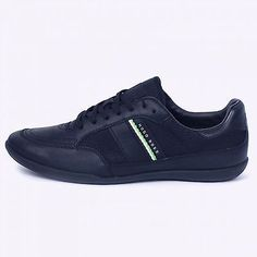 Hugo Boss City Tex Mens 50298177-401 Blue Casual Shoes Stylish Sneakers Size 9