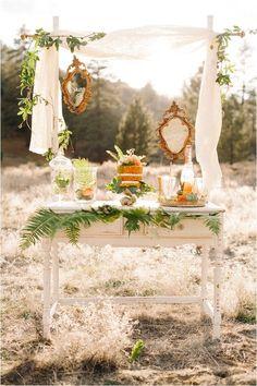 Décoration pour un mariage sur le thème Shabby Chic http://www.lemagnifiqueblog.com