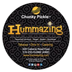 New labels for hummus Hummus Salad, Flavor Flav, Hummus Wrap, Catering, Smoothies, Good Things, Banners, Day, Signs