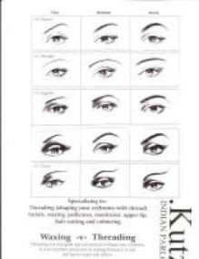 Eyebrow Threading salon