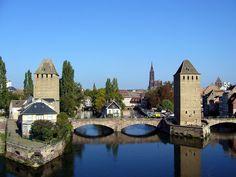 Strasbourg, l'une des plus belles villes de la France... Quelques images