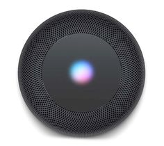 apple has announced the launch of 'HomePod', a wireless home speaker that uses spatial awareness to sense its location in a room. Wireless Home Speakers, Homemade Speakers, Led, Industrial Design Sketch, Id Design, Apple Products, Baby Products, Minimal Design, User Interface