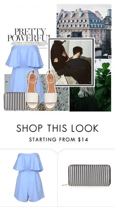 """god dream"" by y-umna ❤ liked on Polyvore featuring New Look"