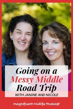 Buckle up for a wide-ranging and fascinating interview with the hosts of the fabulous Messy Middle Road Trip podcast, Janine and Nicole. Stuck In Life, Finding Purpose, Psoriatic Arthritis, Hormonal Changes, Natural Solutions, Lifestyle Changes, The Middle, Menopause, Feeling Great