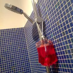 Psyco Shower (Bisazza, Grohe and human blood)