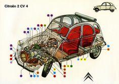 Citroen 2 CV 4