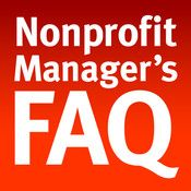 $0.00--Nonprofit Manager's FAQ--This app brings together tips and guidance on how to work more effectively in the nonprofit field in the form of Frequently Asked Questions which have been thoughtfully adapted from new and bestselling Jossey-Bass/Wiley books and resources, written by the sector's leading minds and organizations.
