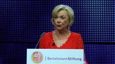 40 Jahre Bertelsmann Stiftung:   Rede von Liz Mohn am 3. Mai 2017 im The... Joachim Gauck, Mai, Theater, Movie Posters, Movies, 40 Years, Films, Theatres, Film Poster