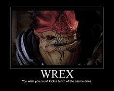 member is 1 urdnot wrex mass effect mass effect 2