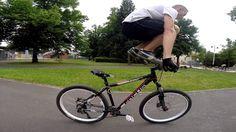 Freestyle Street MTB | Banger - VIDEO - http://mountain-bike-review.net/mountain-bikes/freestyle-street-mtb-banger-video/ #mountainbike #mountain biking