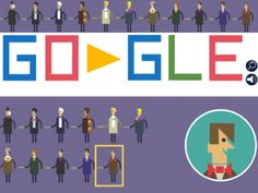 Google's Doctor Who Doodle.