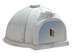 Four à pizza bois : Cuore Ovens Model 1000 Gourmet Wood-Fired Oven Kit Wood Oven, Wood Fired Oven, Wood Fired Pizza, Outdoor Pizza Oven Kits, Brick Oven Outdoor, Wood Burning Oven, Bread Oven, Four A Pizza, Fire Pizza
