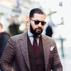 WHAT MEN WEAR — Be inspired By @apmmillions / Photo courtesy of...