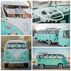 Volkswagen Bus Discover An Aquamarine Kombi At first glance seems to be perfect. However you shouldnt underestimate it. In this guide we cover EVERYTHING you need to know about VAN LIFE Vw Camper Bus, Bus Volkswagen, Vw Caravan, Volkswagon Van, Volkswagen Beetles, Campers, Mini Vans, 8 Passenger Minivan, Combi Hippie