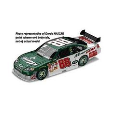 Darda Dale Earnhardt's #88 AMP NASCAR Chevy Impala UltraSpeed Car 1/64 Scale by Darda. $16.95. Sturdy ABS Plastic bodies. 2008 Chevy Impala. Photo representative of NASCAR paint schemes and body styles for 2008. Actual Darda model not pictured.. NASCAR  1/64th scale windup Ultra-Speed car. From the Manufacturer                Featuring the German-engineered mega-motor, this top selling diecast car can race up to 500 scale miles per hour and travel a distance of 85 ft.  This ...
