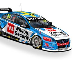 Information on Virgin Australia Supercars Championship competitor, Wilson Security Racing GRM, including biography, latest news and stats.